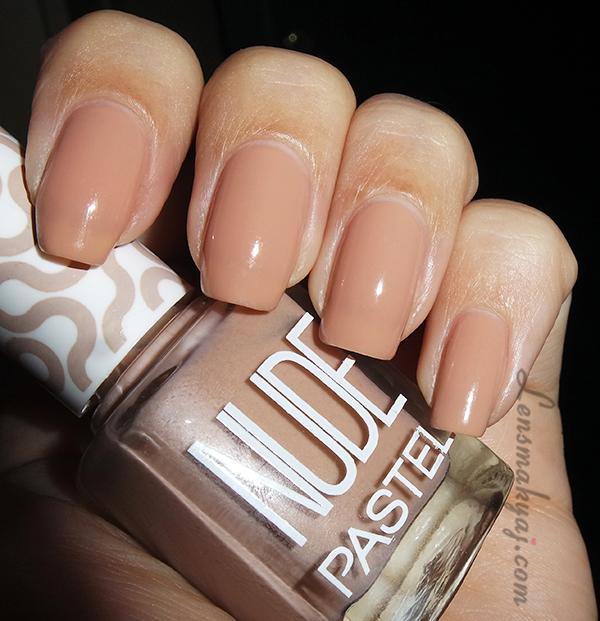 Pastel Nude Caramel