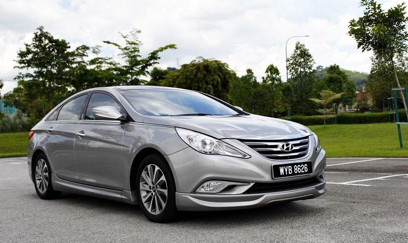 Hyundai Sonata 2.4L Review