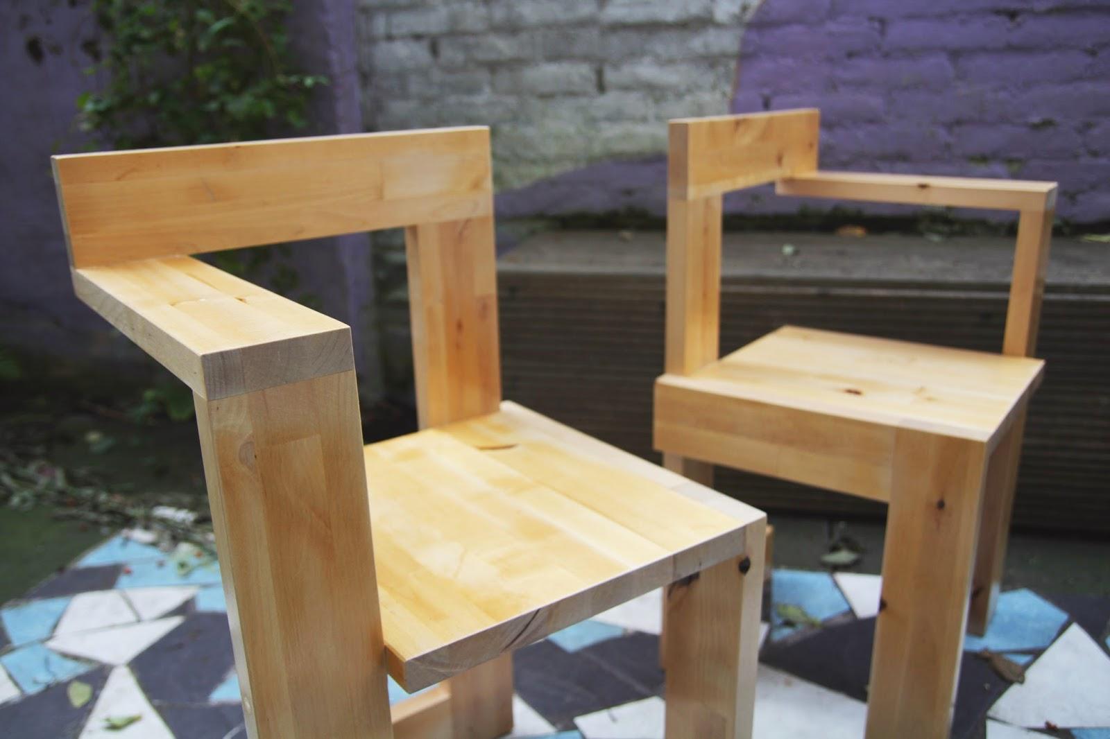 Rietveld Steltman Chairs