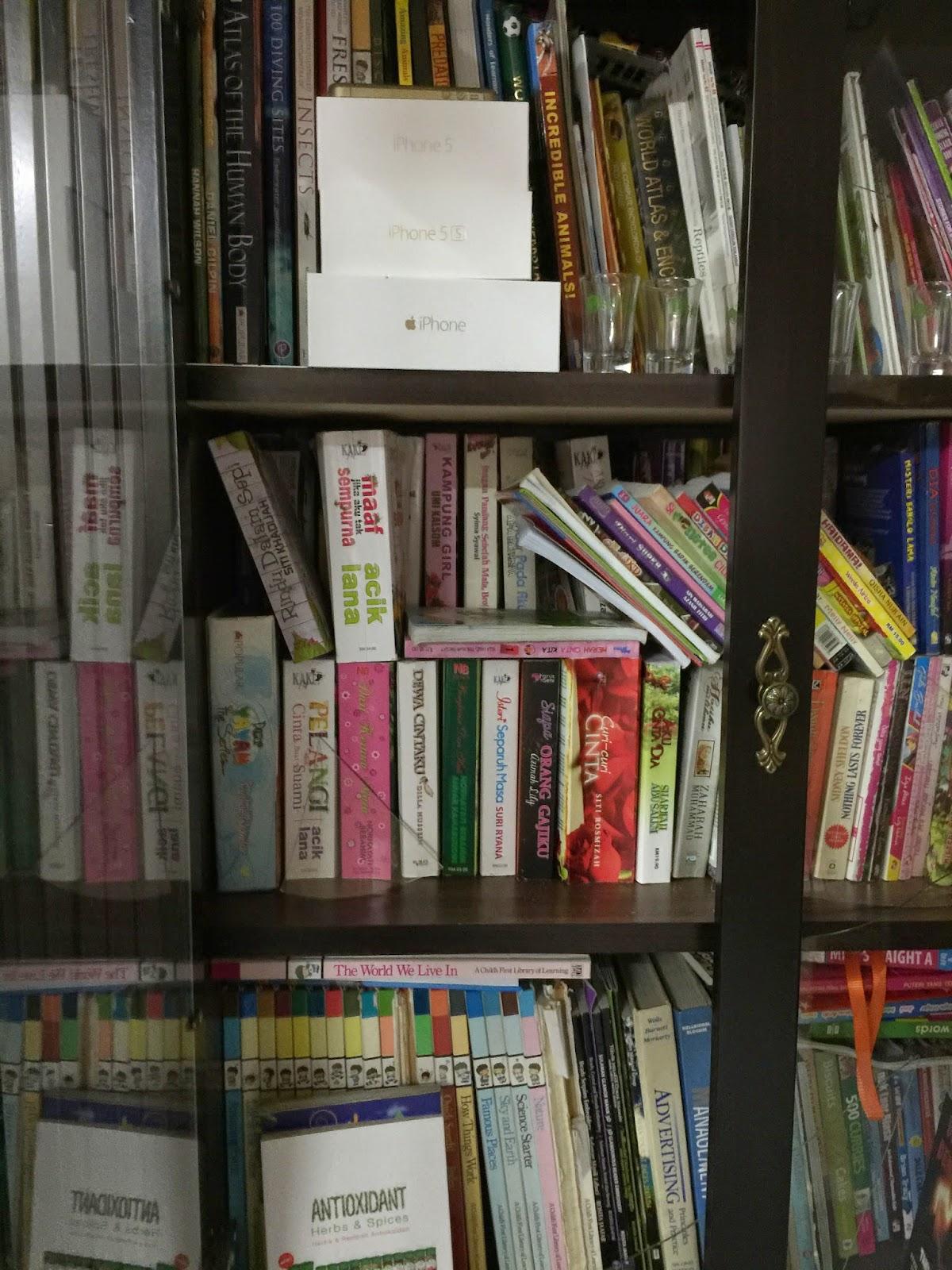 senang, cabaran, buku, novel, library, aktiviti, week end, kedai buku