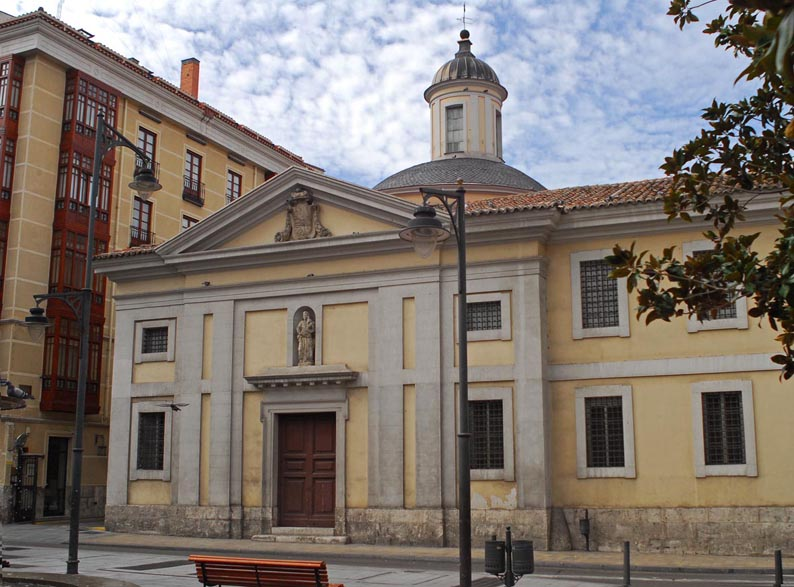Semana santa en valladolid real monasterio e iglesia - Santa ana valladolid ...