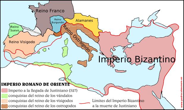 Matrimonio En El Imperio Romano : Justiniano y la restauración del antiguo imperio romano