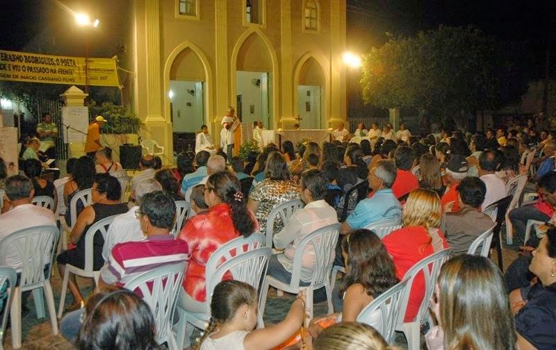 Ouro Velho comemora festa de Nossa Senhora das Graças, padroeira do município