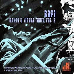 KAPI – DANCE & VISUAL TUNES VOL.2