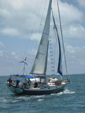 Occupation Circumnavigator Sailing