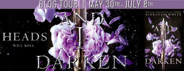 Blog Tour: And I Darken