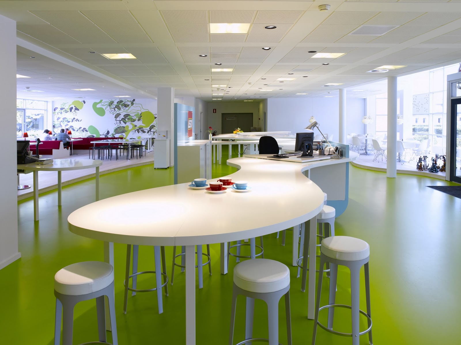 office space yangon office hub services business office decorating themes