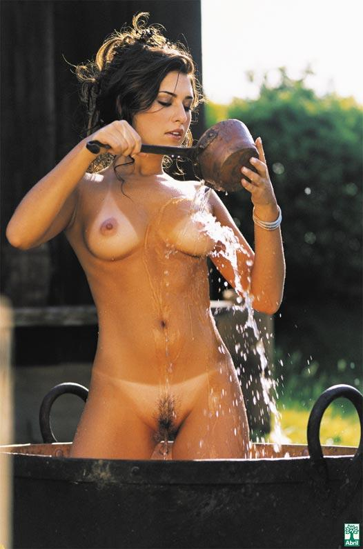 Fernanda Paes Leme Playboy
