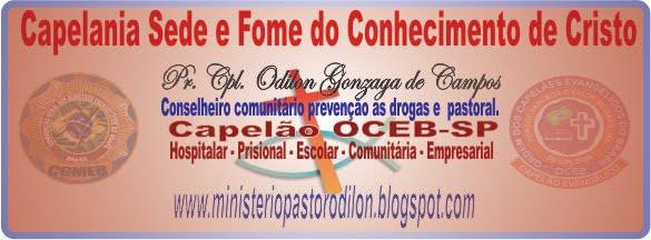 Capelania Sede e Fome do Conhecimento de Cristo