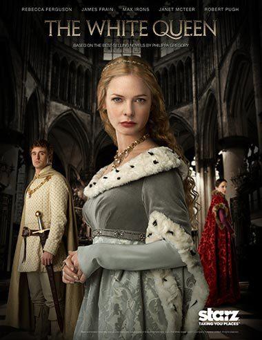 Bà Hoàng Trắng - The White Queen