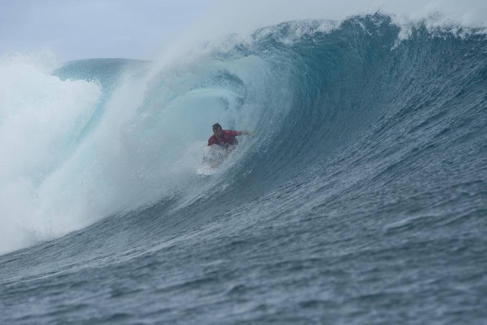 0 Taj Burrow Billabong Pro Tahiti 2015 Foto Stephen Robertson