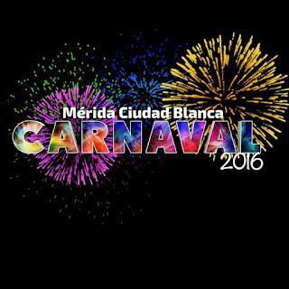 carnaval Mérida 2016