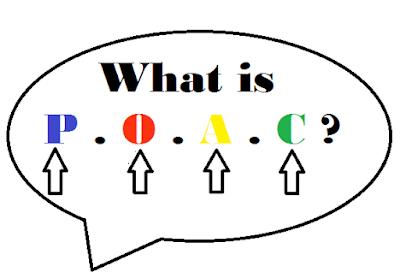 Pengertian P.O.A.C dalam ilmu Manajemen - Lengkap