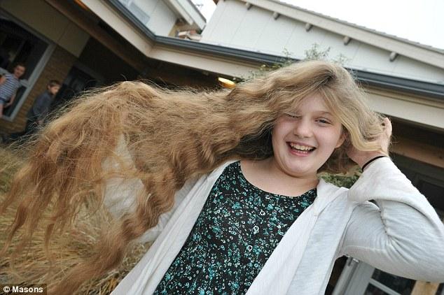 رابنزل الحقيقية Quot قصة الفتاة ذات الشعر الطويل