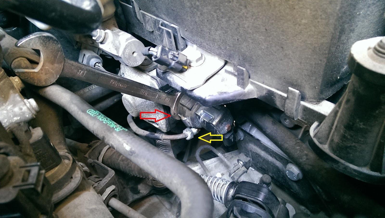 Io faccio cos sostituzione filtro elettrovalvola gpl for Filtro per cabina di fusione ford