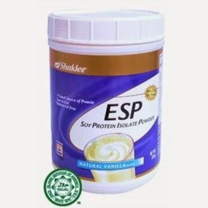 ESP shaklee yang terbaik
