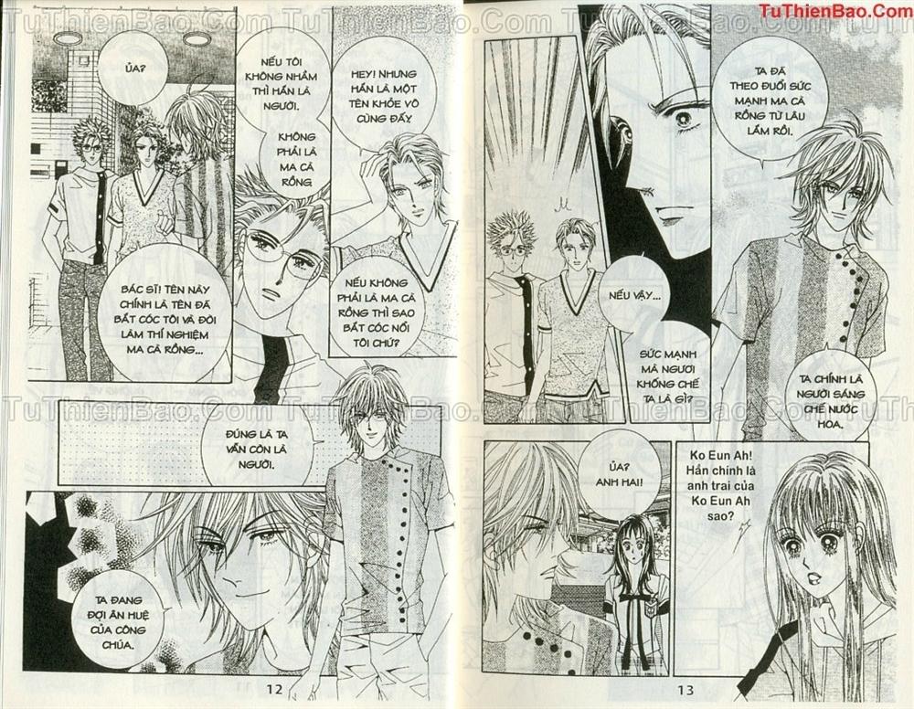 Ma cà rồng hộ mệnh Chapter 10 - Trang 5