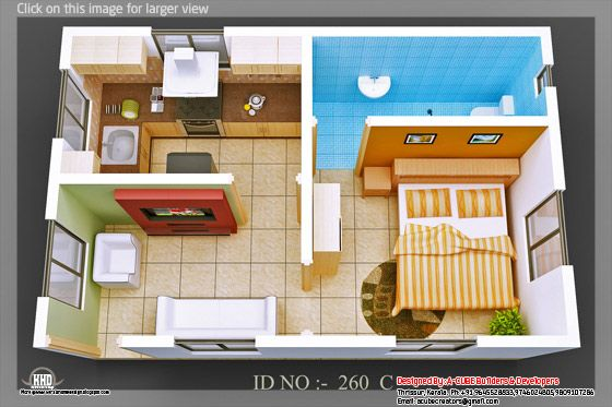 3d isometric view 06