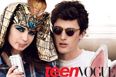 Young Hollywood : Teen Vogue誌 あの人は今? (4) 2011年