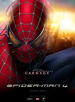 Người Nhện 4 The Amazing Spider-man 4 In 3d