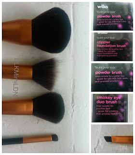 Wilko Premium Powder Brush,