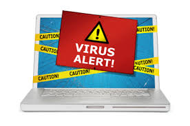 computer virus picture