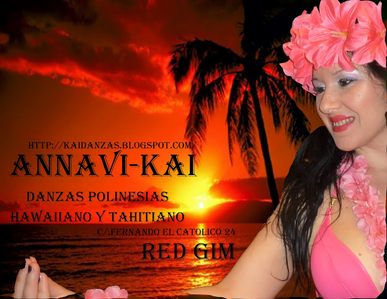 pincha sobre la foto y veras un video de tahitiano de kai