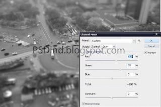Tutorial Membuat Photo Black & White Photography dengan Photoshop