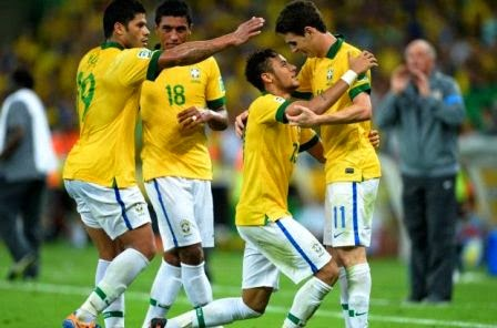 Brasil vs Panama