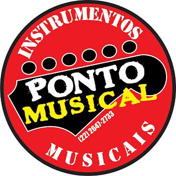 PONTO MUSICAL INSTRUMENTOS MUSICAIS