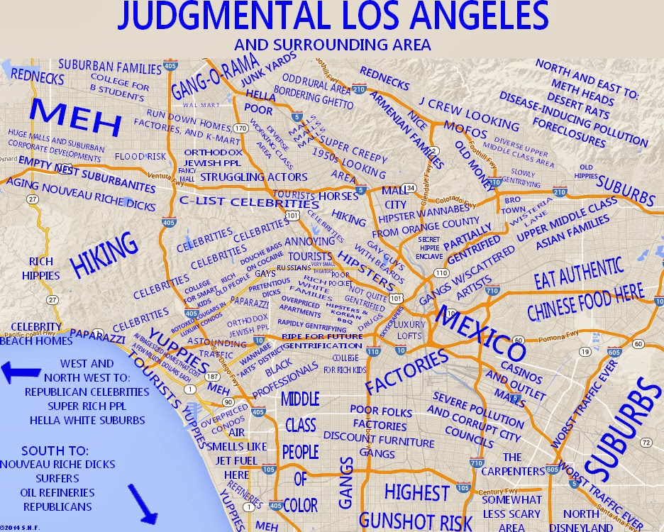 Bad Areas Of Los Angeles Map.Bad Mom Good Mom Meh