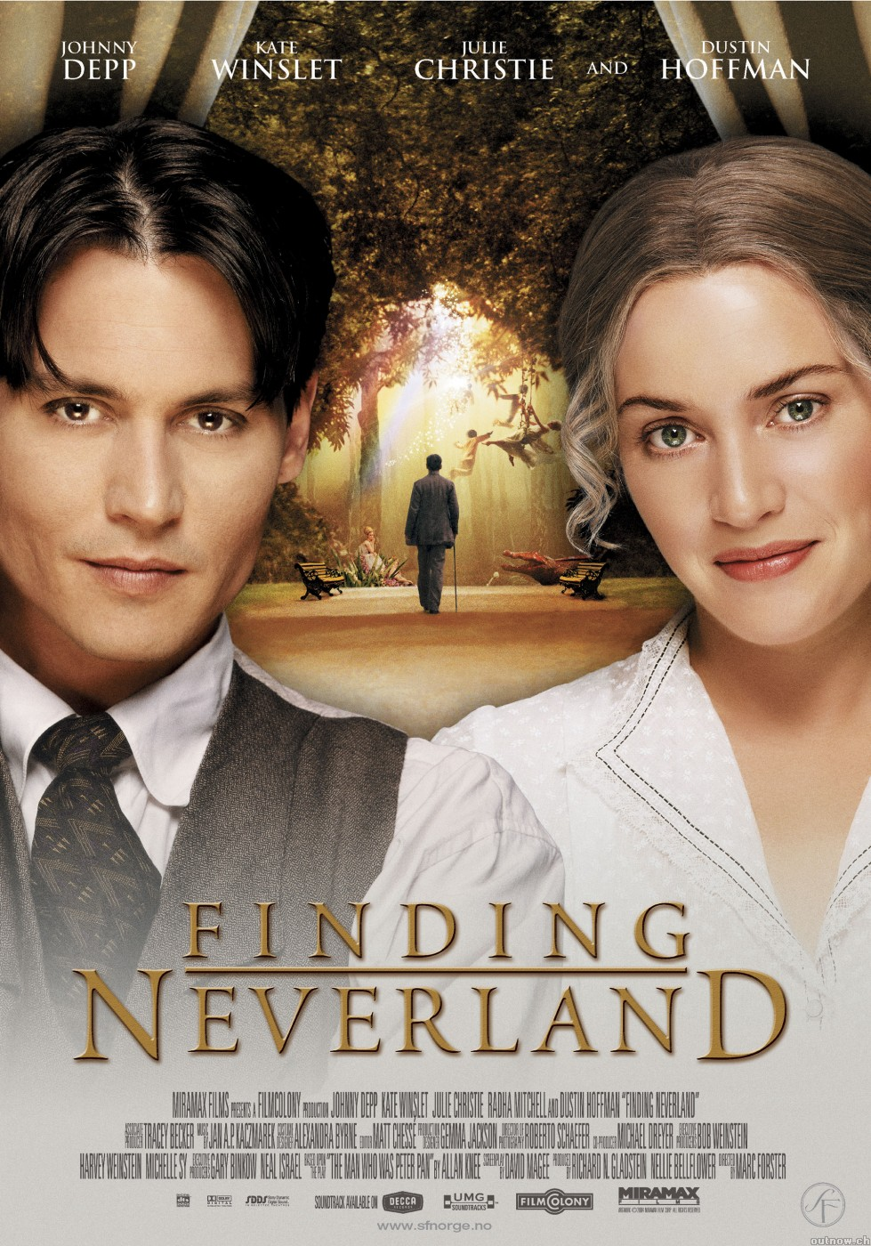 Finding Neverland [Latino]