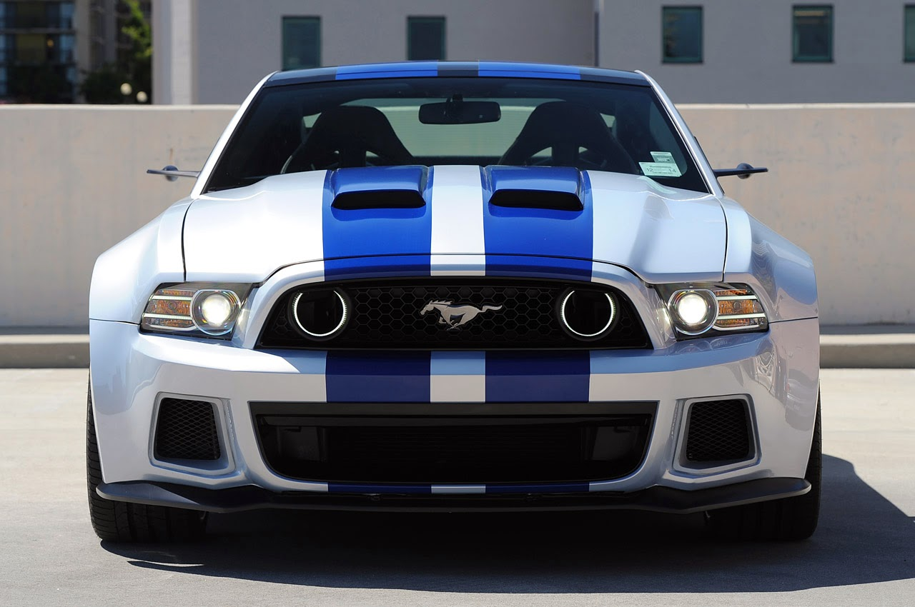 2014 Ford Mustang GT Movie Car To Be Sold At Palm Beach Auction Need For Speed