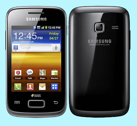Download Firmwares For Samsung S6102 Galaxy Y Duos | GSM Mobile Flash