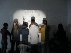 Taller Abierto en el Pezcanario - Beccar