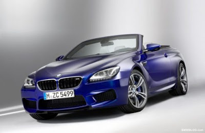 M6 Convertible - M6 Coupe