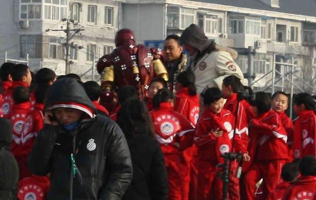 Homem de Ferro 3 Pequim