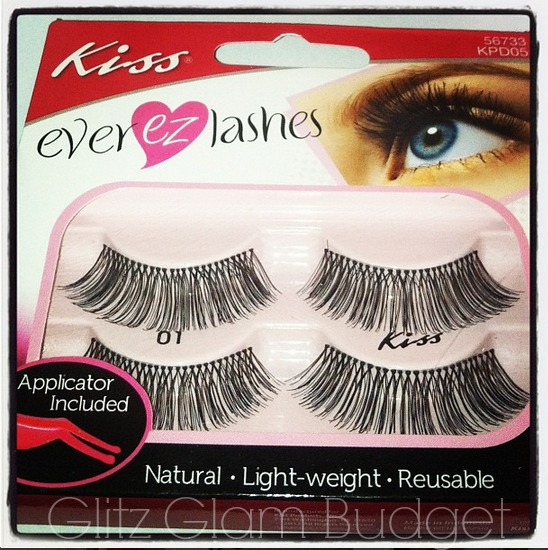 Kiss False Eyelashes