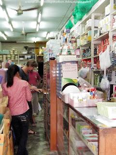 Shops in Phuket