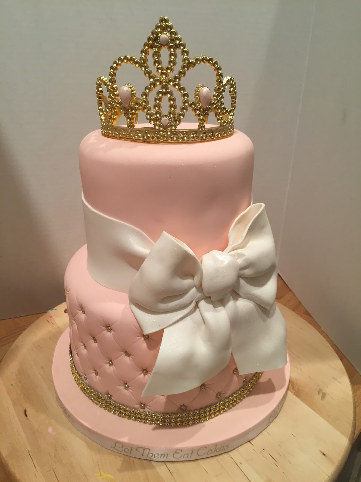 Jewelry Themed Birthday Cakes