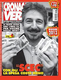 cronaca vera - prima pagina del 2013