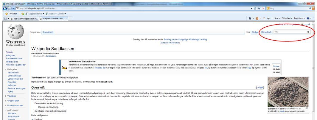 wiki Wikipedia:Hvordan skrive bedre artikler