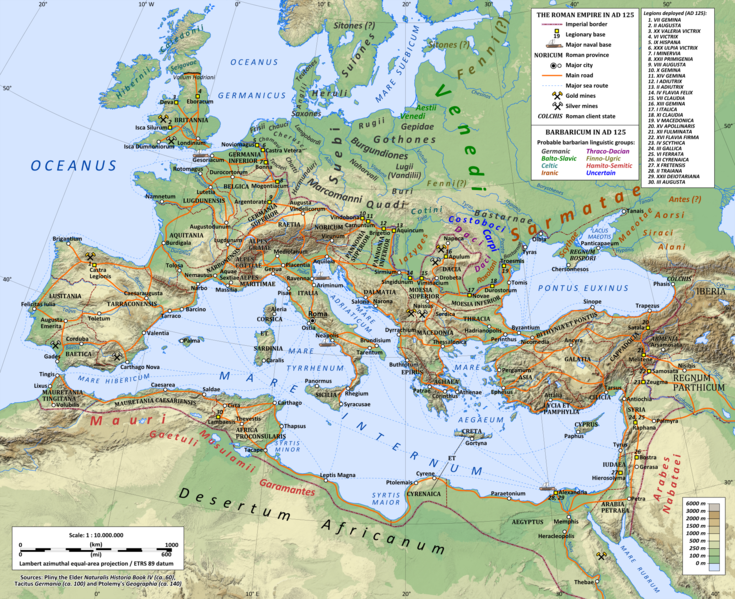 Time present and time past the road to rome in the 1st century ad the roman road network in europe publicscrutiny Image collections