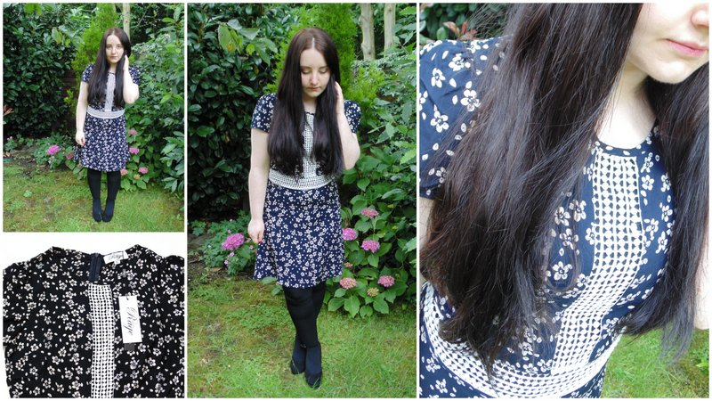 Review: Madam Rage Floral Skater Dress