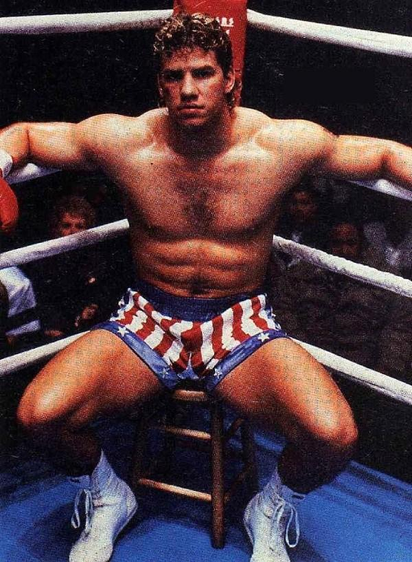 Aksarbent Heavyweight Boxer Tommy Morrison Who Tested