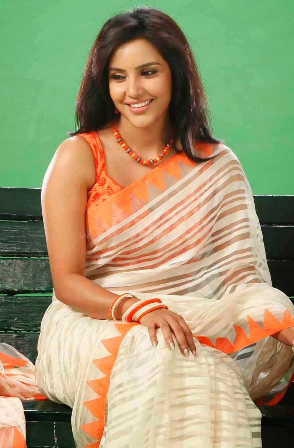 hd wallpapers: priya anand in half saree,priya anand in saree,priya