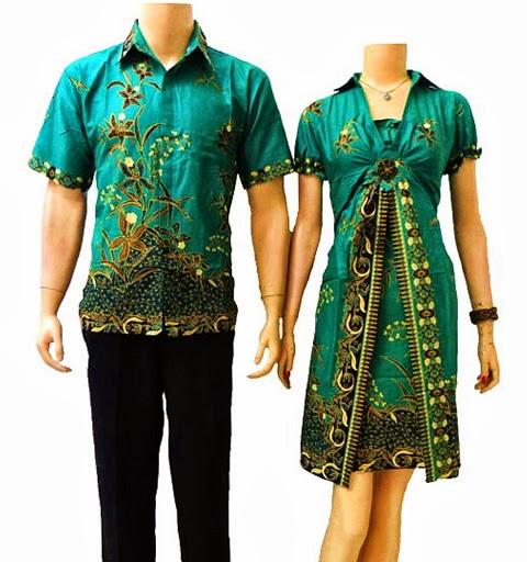 Toko Batik Online Shop Baju Batik Pria Wanita Couple Modern