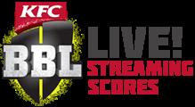 KFC Big Bash League 2016-17 Live Streaming Live Scores - BBL T20 Live