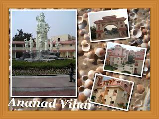 Ananad Vihar at Shegaon by Ramakant Agrawal