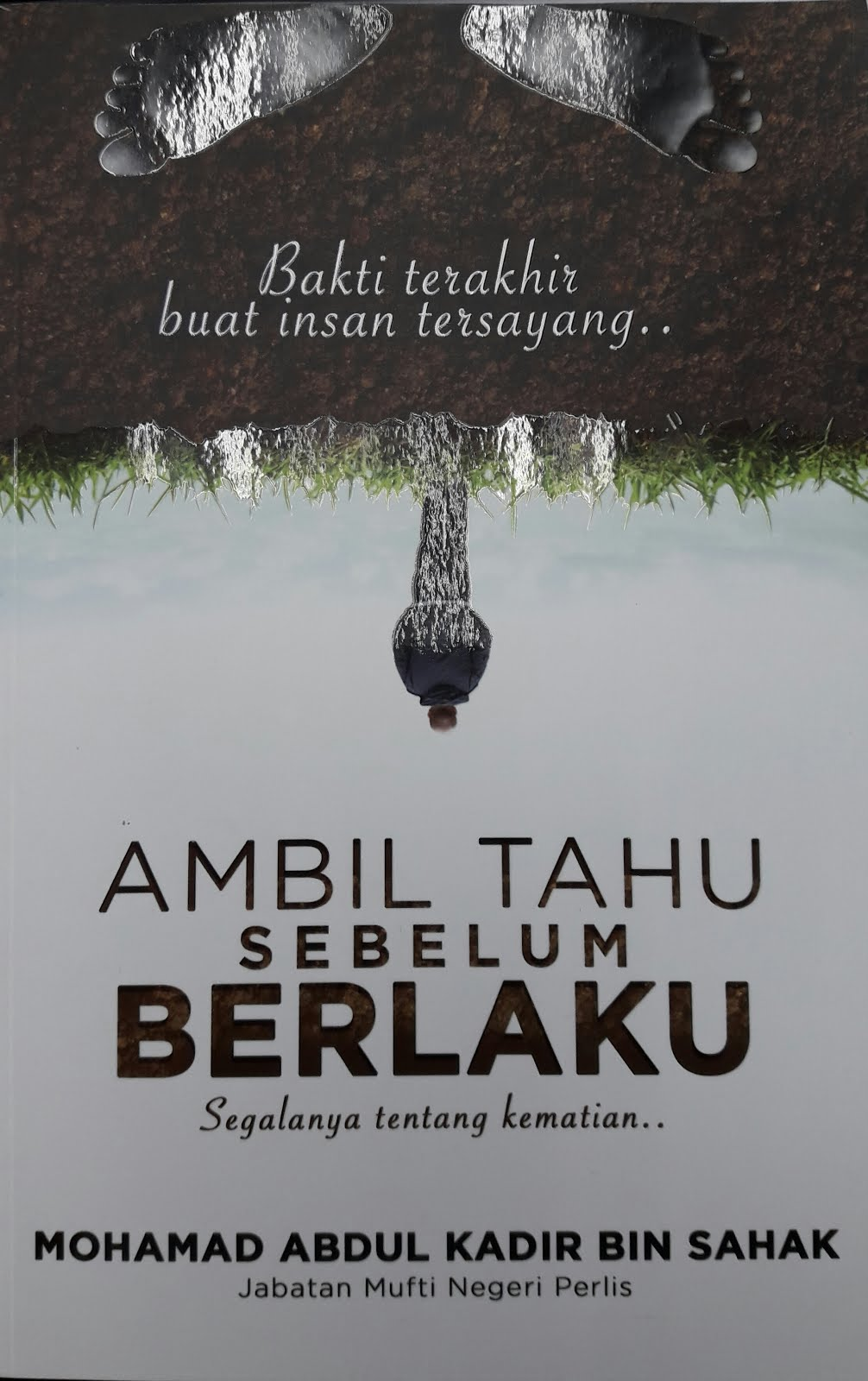 Buku terbaru Bin Sahak
